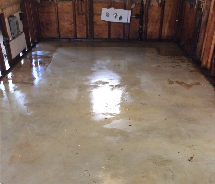 Deep Cleaning After Hurricane Harvey, Beaumont TX. After