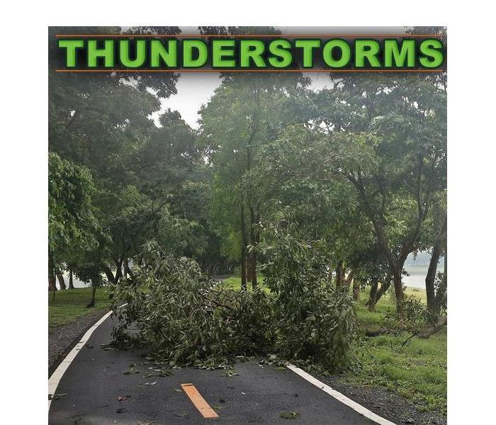 Storm Damage Could Thunderstorms Threaten Your Business?