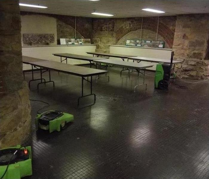 Commercial Commercial Property Recovery After Water Damage