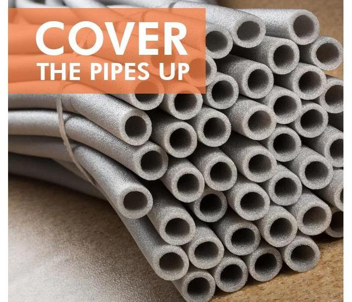 Covers of insulation for pipes